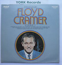 FLOYD CRAMER - The Best Of Floyd Cramer Vol 2 - Ex LP Record RCA Victor LSP-4091