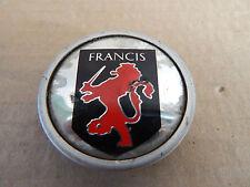 TAPPO FISSO ORIGINALE FRANCIS LOMBARDI FIAT 500 GRAND PRIX MY CAR ETC