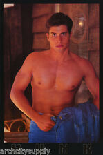 POSTER - HUNK  - MALE MODEL - FREE SHIPPING !    LW3 i