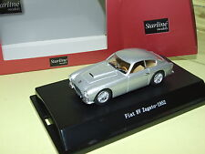 FIAT 8V ZAGATO 1952 Gris  STARLINE