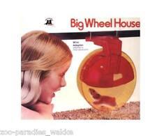 Hamsterrad mit integrierten  Haus / Big Wheel House - Riesenrad für Hamster