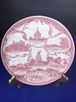 Vintage Gettysburg Souvenir Plate - Old English Staffordshire Ware