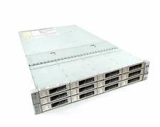 """Sun Oracle X6-2L Server 2x 8-Core E5-2630v4 2.2Ghz 128Gb Ram 12x 8Tb 3.5"""" Hdd"""