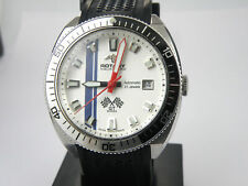 Mens Rotary GT Monza Swiss Automatic Sapphire Aquaspeed Watch - 100m