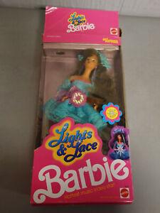 RARE MATTEL BARBIE LIGHTS & LACE TERESA DOLL # 9727 HOTTEST MUSIC STAR  NIB