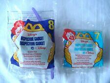 1999 McDonald's Happy Meal Inspector Gadget - Secret Communicator & Siren Hat