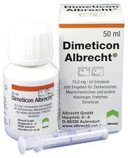 Albrecht Dimeticon 50ml (31,24 EUR pro 100 ml)