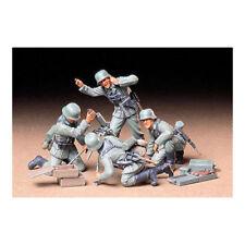 TAMIYA 35193 allemand infanterie Mortier équipe 1,35 militaire modèle Kit chiffres