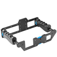 Neewer Aluminum Alloy Film Movie Making Camera Cage for Nikon Pentax Canon 5D