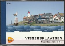 Nederland Prestigeboekje 64 Mooi Nederland - Vissersplaatsen