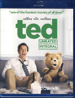 TED (UNRATED EDITION)(BILINGUAL)(BLU-RAY) (BLU-RAY)