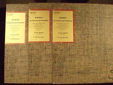 VERDI: LA FORZA DEL DESTINO, Tullio Serafin, Conductor, Angel, 3-Record Set