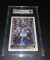 1992 Topps GOLD Shaquille O'Neal Rookie RC #362 Mint SGC 9🔥SHAQ Lakers, PSA 9