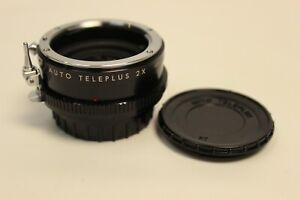 NT Auto Teleplus 2X Teleconverter Made in Japan