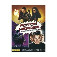 DVD Action Heroes (3 Dvd) - 8010773106429