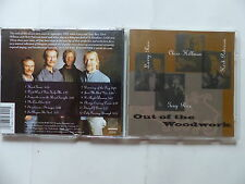 CD Album RICE, RICE, HILLMAN & PEDERSEN Out of the woodwork CD0390 Country