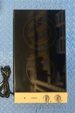 "GAGGENAU VARIO 200 SERIES,12"" ELECTRIC DROP IN COOKTOP #VC230613, see pics."