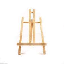 Cavalletto per pittura treppiede in legno da tavolo altezza 50 cm