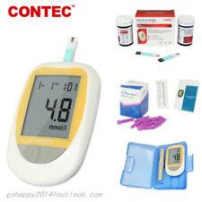 New KH-100 Blood Glucose Meter /mmol 50pcs Test Strips Lancets Glucometer kits