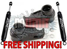 "Hummer H3/H3T 2"" Leveling Kit 2005-10 Zone Offroad #C1215 w/ Front Nitro Shocks"