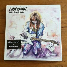 "Ladyhawke - Paris Is Burning 7"" Vinyl & Poster"