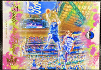 Luka Doncic 2019-20 Panini Court Kings Points In The Paint Insert Dallas Mavs