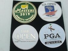More details for 20 sets of 4 major ball markers each year from 2000 to 2019 free postage