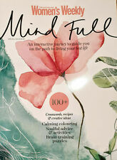 Australian Women's Weekly Mind Full Colouring and Puzzle Magazine Special Issue
