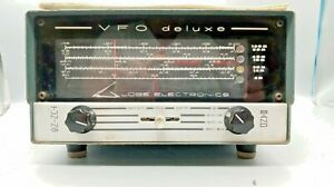 WRL Globe electronics VFO Deluxe Model V-10