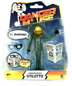 Danger Mouse: Undercover Stiletto Action Figure