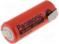 Re-battery: Ni-MH; 4/5A,4/5R23; 1.2V; 2000mAh; ¨17x43mm [1 pcs]