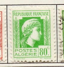 Algeria 1944 Early Issue Fine Mint Hinged 80c. 170605
