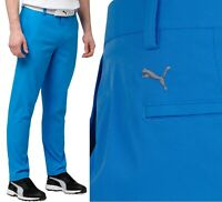 Puma Golf Tailored Tech Pand - French Blue - W38 L32 - RRP£59.99 - 1st Class Pos
