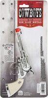 PARRIS CLASSIC QUALITY TOYS EST. 1936 Cowboy Die Cast Steel Toy Pistol
