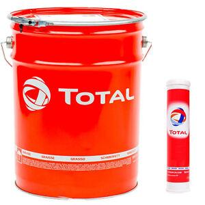 Total grasso multiuso per cuscinetti 1kg. - 600g. - Multi purpose lithium grease