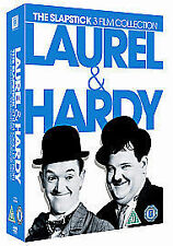 Laurel & Hardy: The Slapstick 3 Film Collection [DVD] [1942], DVD | 503903604924