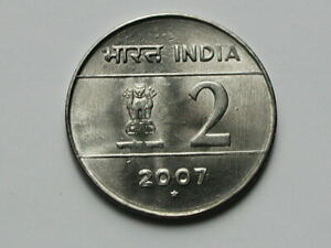 2 RUPEES 2017 UNCIRCULATED 100 COINS MINT SEALED PACKET TWO RUPEES