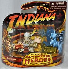 Indiana Jones Adventure Heroes Raiders of the Lost Ark Rene Belloq, Ark & Ghost