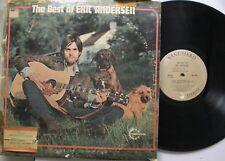 Rock 2 Disc Lp Eric Andersen The Best Of On Vanguard