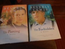 The Courtship of Nellie Fisher: The Parting & the Forbidden Beverly Lewis 2 Bks