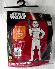 Star Wars Stormtrooper Costume Adult Medium Jumpsuit Mask Disney Sz 44 NEW Rubie
