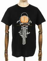 Deus Ex Machina Frontal Matchless Tee - Black