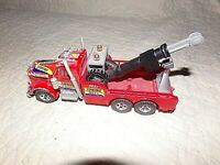 Camion dépanneuse Majorette Kenworth 1/47 ème-modèle rouge express heavy