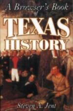 Browser's Book of Texas History-ExLibrary