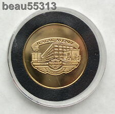 """OFFICIAL"" HARLEY DAVIDSON 2003 100th ANNIVERSARY ""JUNEAU""  FACTORY COIN"