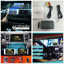 Universal Car Miracast Airplay Android IOS WiFi Link Adapter Smartphone Screen