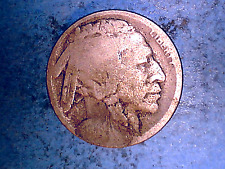 1916-S 5C Buffalo Nickel In ~ Good Condition