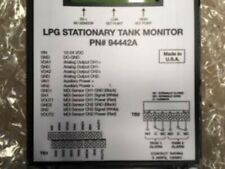 Micro Design Stm94442A Lpg Tank Monitor New/Never Used