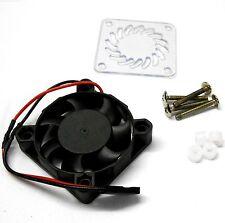 03320 540 550 DC Brushless ESC Heatsink Fan