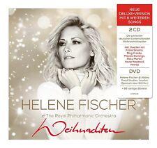 HELENE FISCHER - WEIHNACHTEN (NEUE FANBOX)  4 CD+DVD NEUF